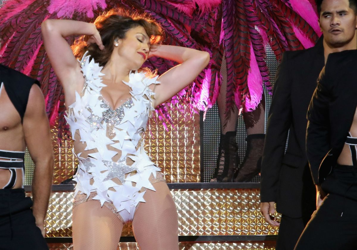 Jennifer Lopez aparece en muchas de las fantasías sexuales de los hombres cuando se autoproporcionan placer.
