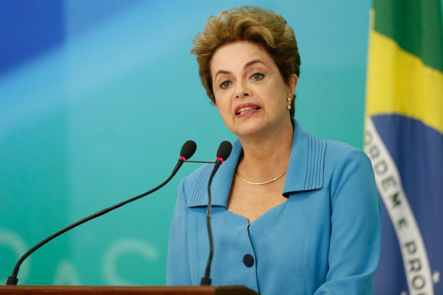 El miércoles se debe iniciarse la sesión para votar si se enjuicia a Rousseff.