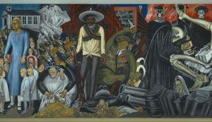 México en Gringolandia: el arte de la revolución