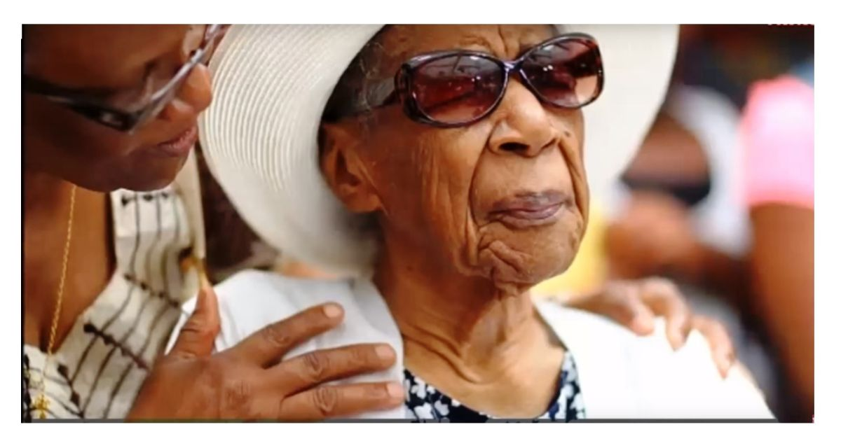 Miss Susie tenía 116 años y 311 días.