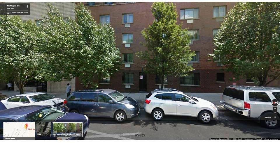 El incidente ocurrió en Washington Avenue, Morrisania