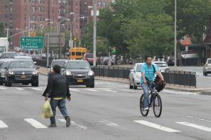 Discrepancias por vías para ciclistas en Queens Boulevard