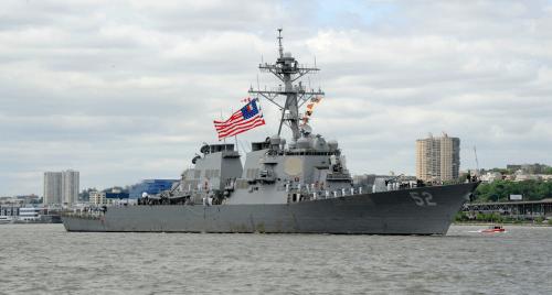 La Semana Naval regresa a NYC.