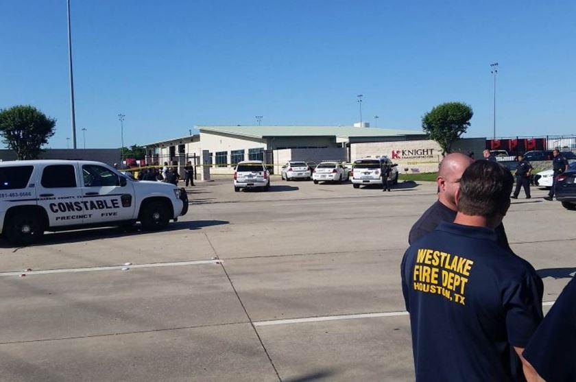 Dos muertos y un herido en un tiroteo esta mañana en Texas.