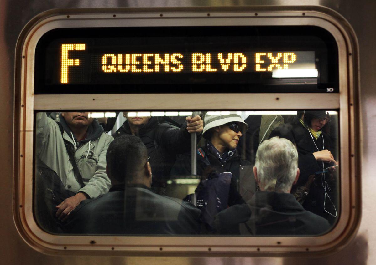 El Servicio expreso disminuiría el tiempo de viaje de aproximadamente 6 a 7 minutos
