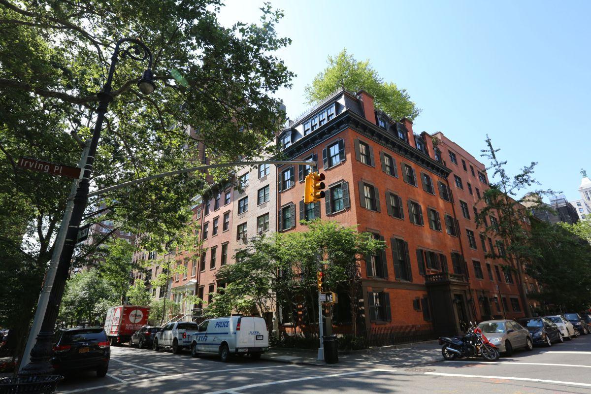 Gramercy Park - Manhattan - Nuestros Barrios. Photo Credito Mariela Lombard/El Diario NY.