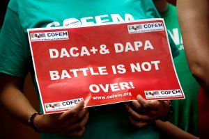 La lucha tras DAPA