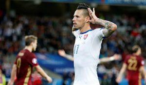 Video: Con golazo, Eslovaquia se impuso a Rusia