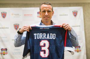 Gerardo Torrado se va de Cruz Azul y su destino es la NASL en EEUU