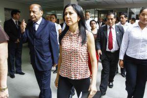 Juez ordena a la primera dama de Perú, Nadine Heredia, que no salga del país
