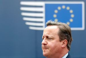 """Reino Unido dejará la UE pero desea """"relación cercana"""""""