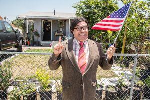 Benjamin 'Ben' Dido, a Parody of the Clinton 'Latino Sell Out'