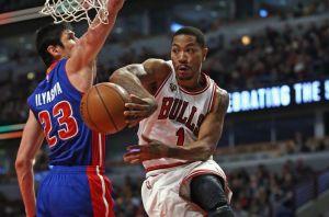 Los Knicks tienen a su 'MVP' de la NBA: adquieren a Derrick Rose de los Bulls