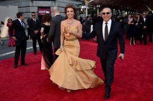 Belleza y Glamour, dieron el toque a la alfombra roja de los premios Tony