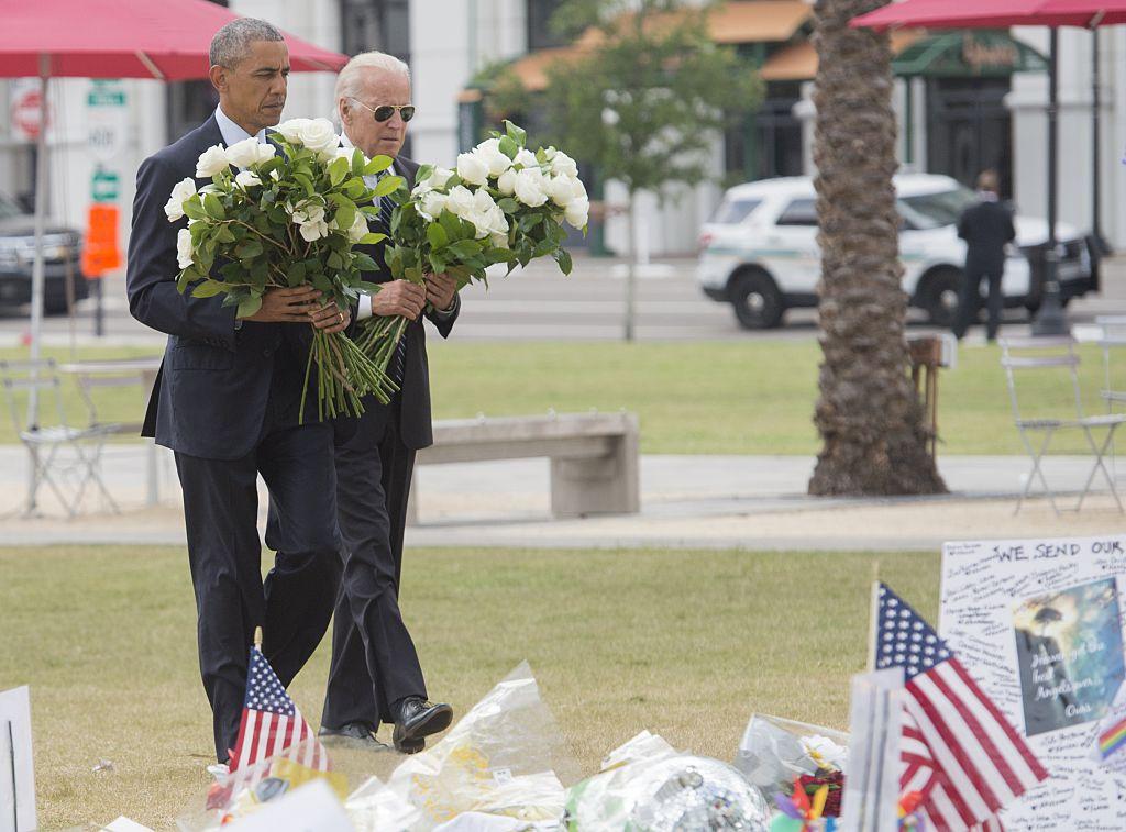 """Obama en Orlando: """"Nuestro corazón también está roto"""""""