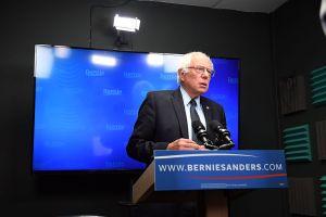 """Sanders llevará su """"revolución política"""" a la contienda general"""