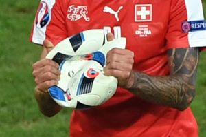 Beau jeu: El balón 'explosivo' de la Eurocopa