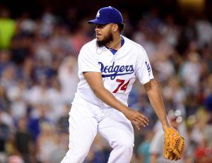 Kenley Jansen salva el triunfo 11 de Clayton Kershaw y es el nuevo rey de rescates de los Dodgers