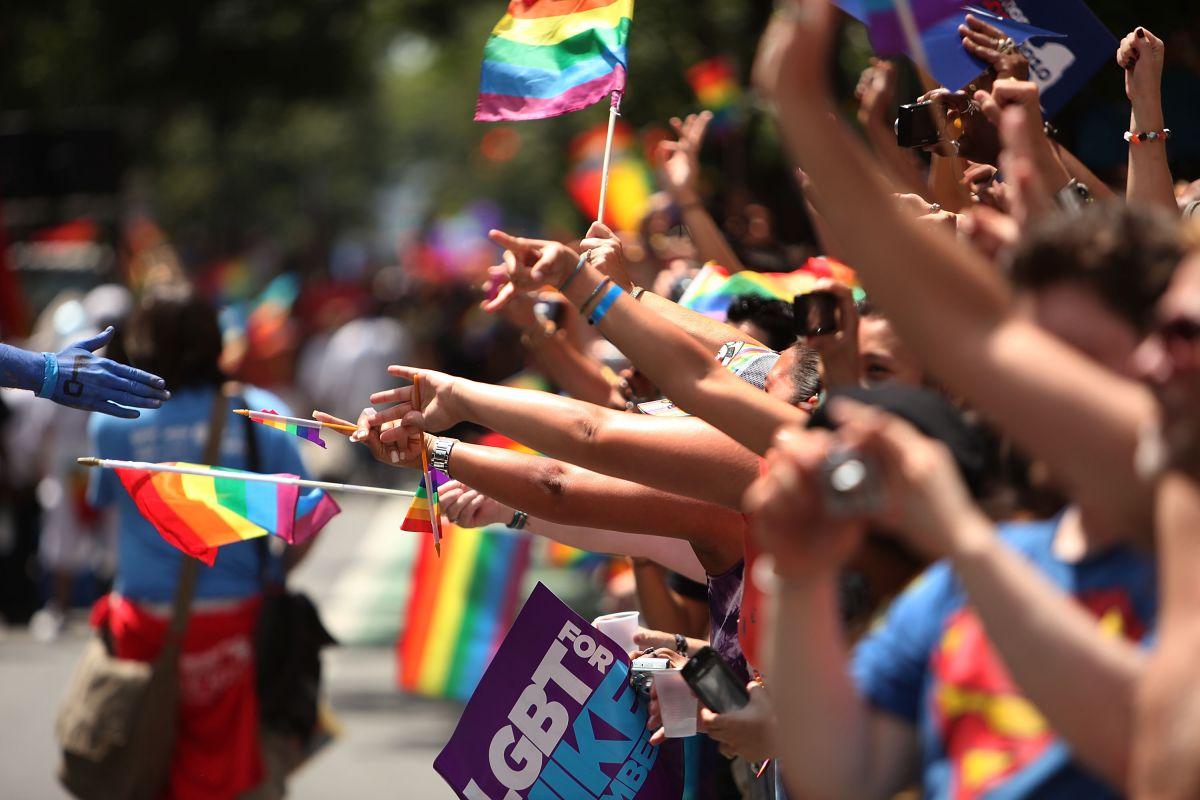 Se calcula que en el World Pride 2019 en la Gran Manzana participarán 4 millones de personas.