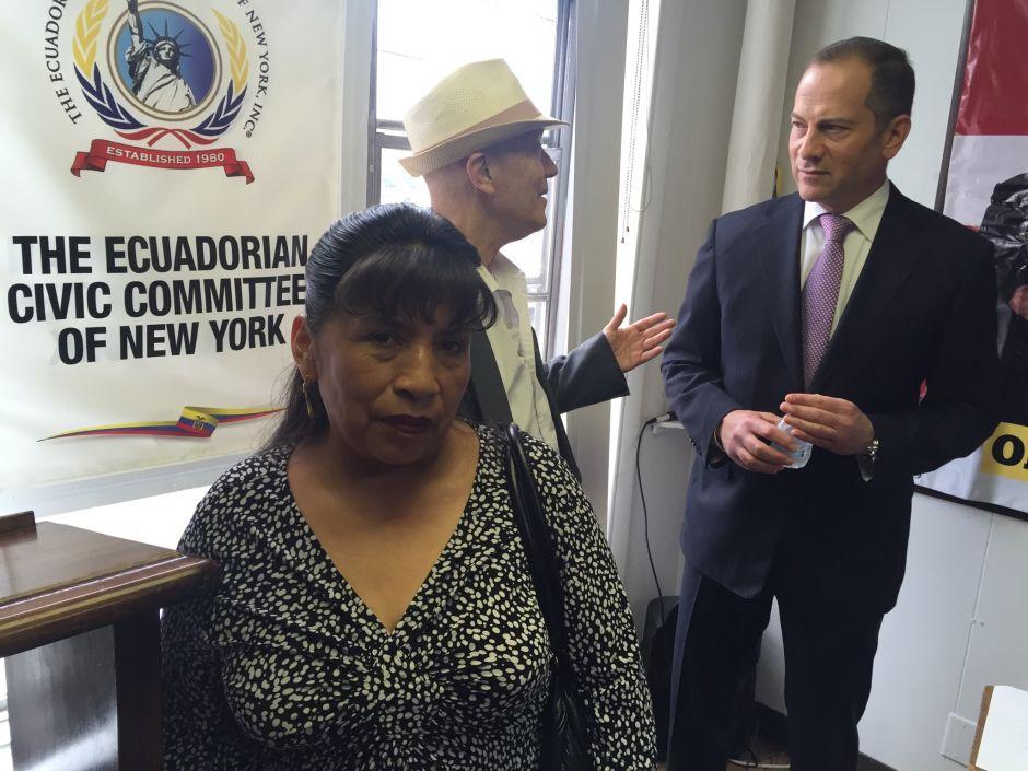 Ecuatorianos irán a Washington a pedir aprobación inmediata del TPS
