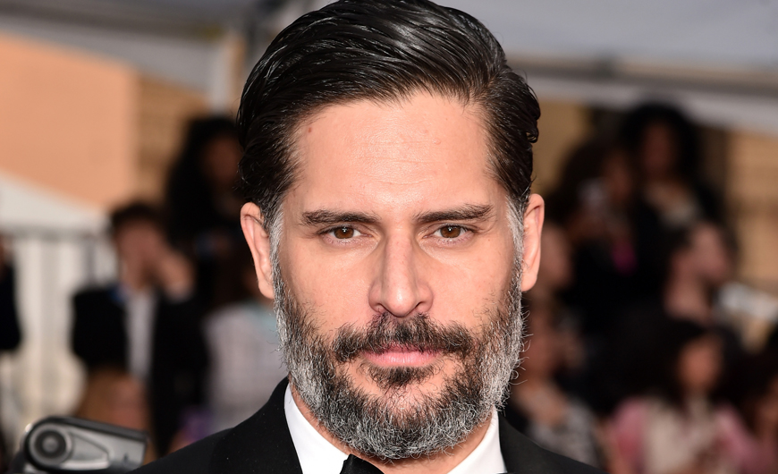 Joe Manganiello irreconocible