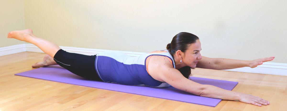 Yoga contra los cólicos menstruales