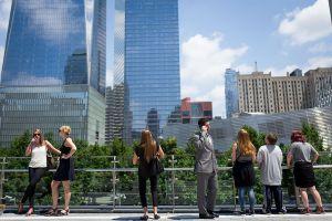 Liberty Park reverdece la Zona Cero de Nueva York