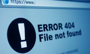 """¿Cómo el """"Error 404"""" en las páginas web ayudan a buscar niños perdidos?"""