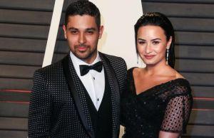 El amor entre Wilmer Valderrama y Demi Lovato ardió en Instagram