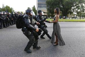 La foto de Baton Rouge de la que todos hablan en Internet
