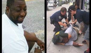 Recuerdan a Eric Garner a dos años de su muerte
