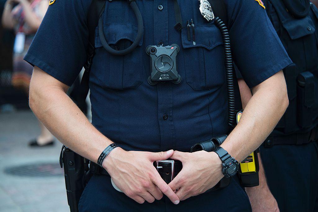 No sólo la policía puede filmar lo que sucede.