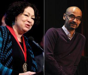 """Sonia Sotomayor y Junot Díaz: galardonados en el """"Mes de la Herencia Hispana"""""""