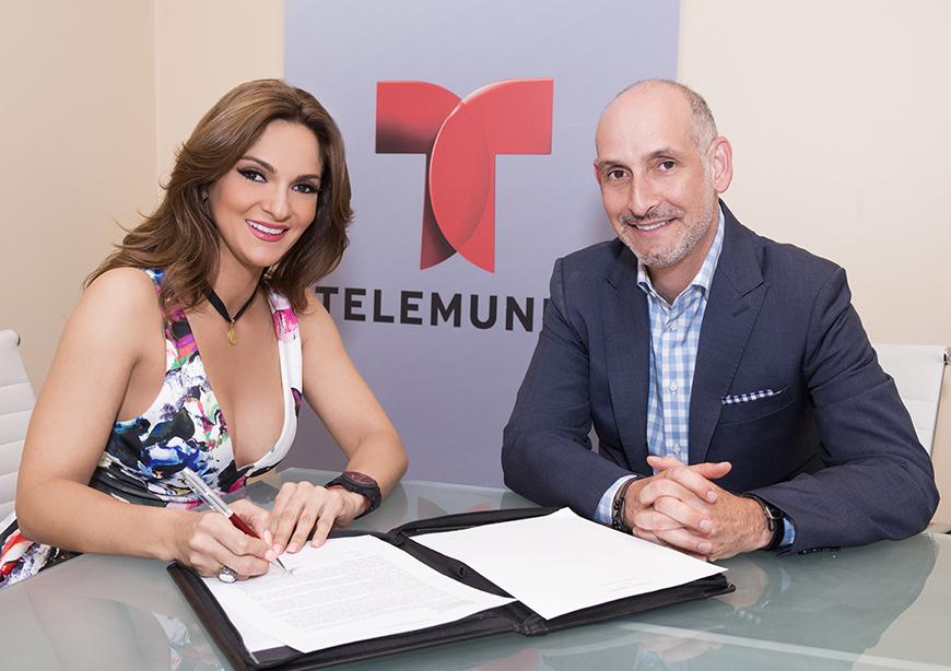 Cambios en Telemundo: Sale el presidente de la cadena Luis Silberwasser