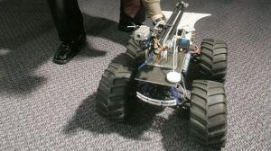 Cómo funciona el MARCbot, el robot que mató al francotirador de Dallas