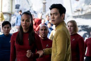 """Zoe Saldaña: """"El creador de Star Trek era un dreamer"""""""