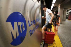 LIRR anuncia cancelaciones en 18 trenes esta tarde en Penn Station