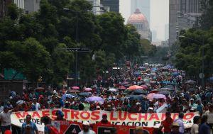 Corte mexicana niega amparo a maestros que rechazan reforma educativa
