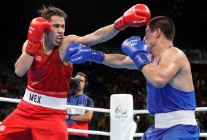 Misael Rodríguez, medallista olímpico de bronce, aprendió a boxear ¡con videojuegos!