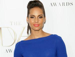 Alicia Keys levanta polémica con la foto de este trasero