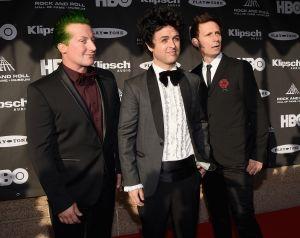 """Green Day lanza el sencillo """"Bang Bang"""" como adelanto de su nuevo disco"""