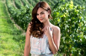 Actriz de telenovela 'Vino El Amor', Laura Carmine, se salvó de morir