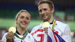 Esta pareja de novios ha ganado más medallas de oro que toda América Latina