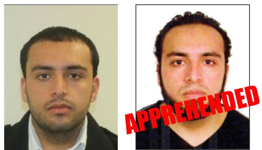 Ahmad Khan Rahami fue acusado de intento de asesinato.