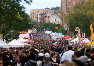 Vuelve el festival callejero más grande de Brooklyn