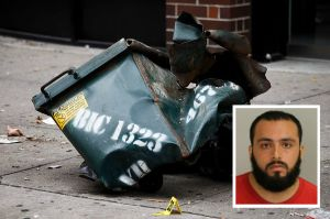 "Ahmad Rahami se declara ""no culpable"" desde hospital en NJ"