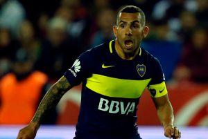 Tevez se manda un doblete ante Lanús y Boca avanza en penales en la Copa Argentina