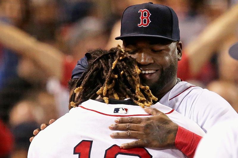 Big Papi y Hanley Ramírez les rompen el corazón a los Yankees en Fenway Park