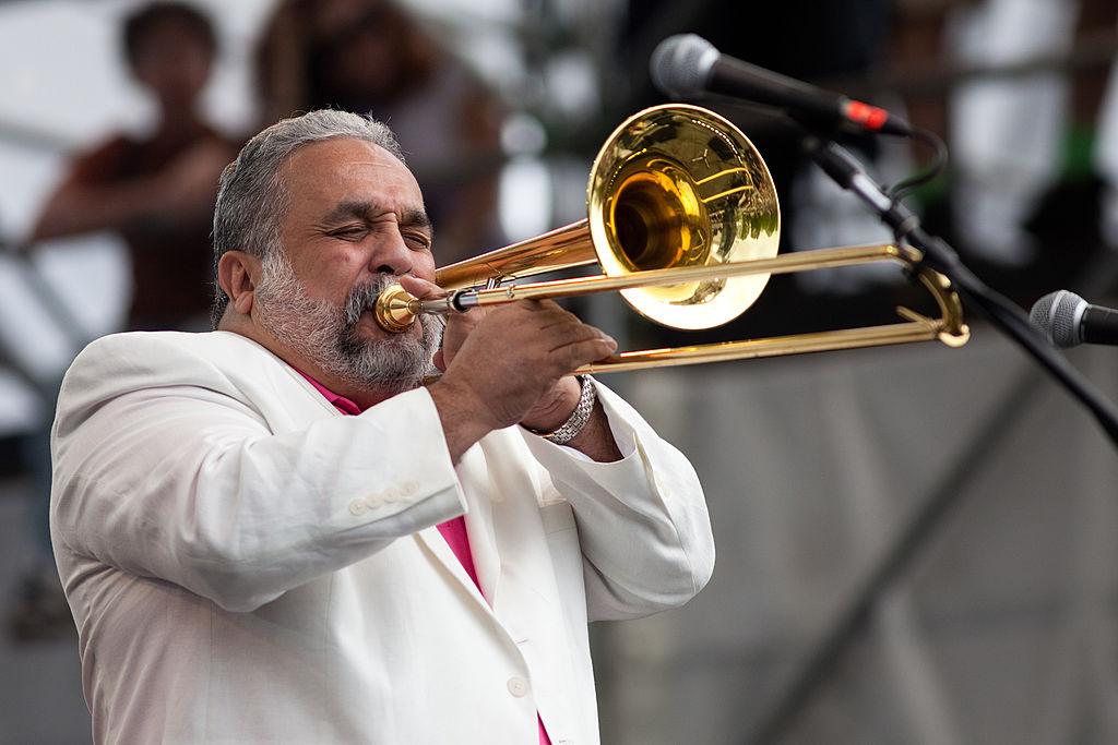 El trompetista estará también acompñado del Grupo Niche.