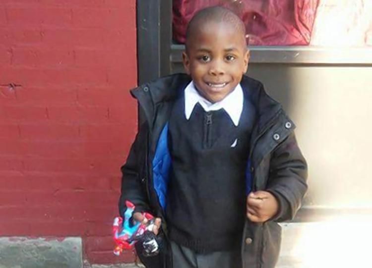 Zymere Perkins  tenía 6 años
